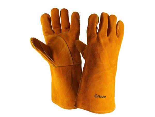 Varmeisolerende hansker for pizzaovn