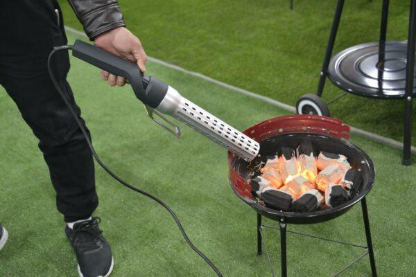 Elektrisk brannstarter for grill og pizzaovn